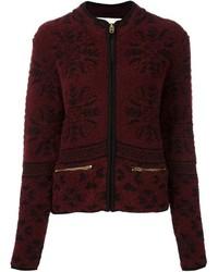 Chloé Jacquard Jacket