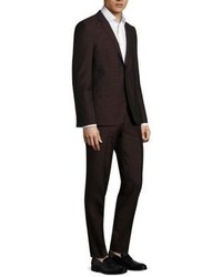 Hugo Boss Arti Heston Slim Fit Wool Suit