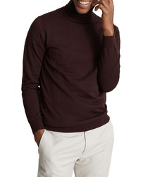 Reiss Caine Turtleneck Wool Sweater