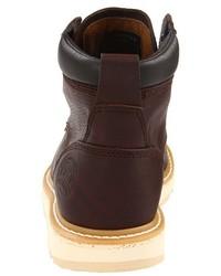 7478ef0cfa7 Irish Setter 83605 6 Wedge Work Boots, $145 | Zappos | Lookastic.com