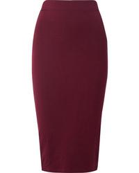 Ninety Percent Stretch Tencel Midi Skirt