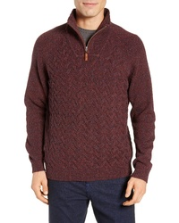 Tommy Bahama Irazu Half Zip Sweater