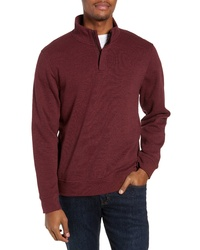Nordstrom Men's Shop Regular Fit Quarter Zip Pullover