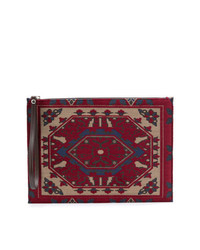 Etro Carpet Style Pouch Bag