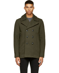Caban olive Rag and Bone
