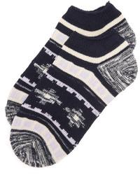 Calcetines azul marino de Madewell