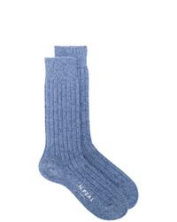 Calcetines azules de N.Peal