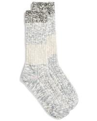 Calcetines de lana grises de Wigwam
