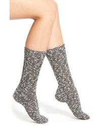 Calcetines de lana negros de Ralph Lauren