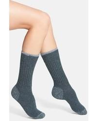 Calcetines en gris oscuro