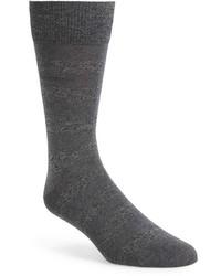 Calcetines grises de BOSS