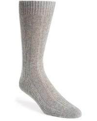 Calcetines grises de John W. Nordstrom