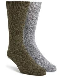 Calcetines grises de Topman