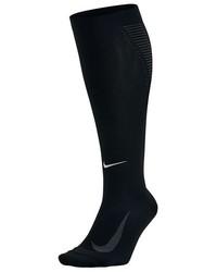 Calcetines hasta la rodilla negros de Nike