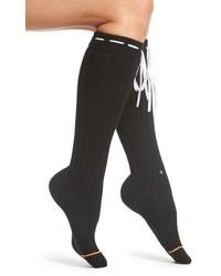 Calcetines hasta la rodilla negros de Stance