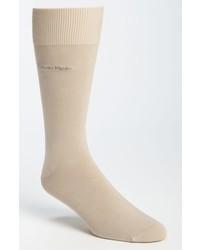 Calcetines marrón claro de Calvin Klein