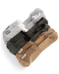 Calcetines marrón claro de Sperry