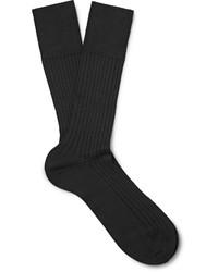Calcetines negros de Falke