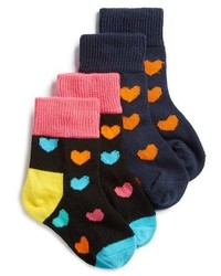 Calcetines negros de Happy Socks