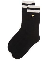 Calcetines negros de Kate Spade