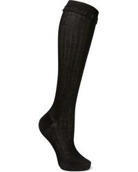 Calcetines negros de Prada