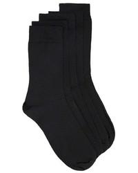 Calcetines negros de Topman