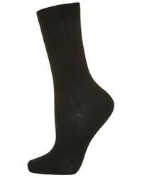 Calcetines negros de Topshop