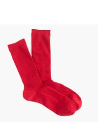 Calcetines rojos de J.Crew