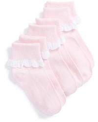 Calcetines rosados