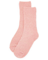 Calcetines rosados de Free People