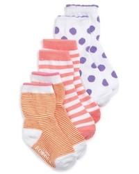 Calcetines rosados de Robeez