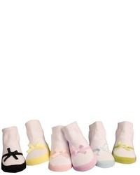 Calcetines rosados de Trumpette