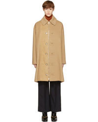 Stella McCartney Beige Regina Cape Coat