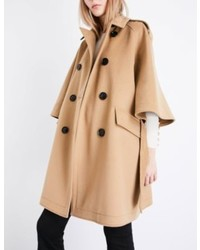 Burberry Dennington Wool And Cashmere Blend Coat | Where to buy ...