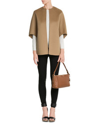Michael Kors Michl Kors Cape With Virgin Wool Angora And Cashgora