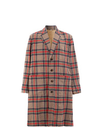 Gucci Check Coat