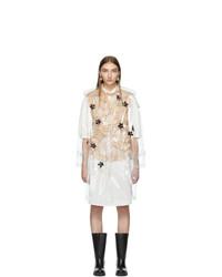 Moncler Genius 4 Moncler Simone Rocha Transparent Coat