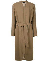 The Row Belted Midi Coat
