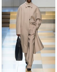 Jil Sander Belted Virgin Wool Cashmere Coat