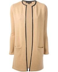Ralph Lauren Black Cardi Coat