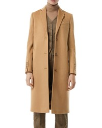 Burberry Bramley Wool Cashmere Car Coat