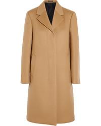 Jil Sander Brushed Wool And Cashmere Blend Coat