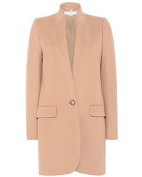 Stella McCartney Camel Bryce Coat