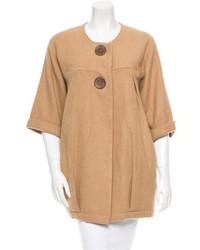 Hache Camel Coat W Tags