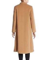 Women S Camel Coat Burgundy Cropped Sweater Burgundy