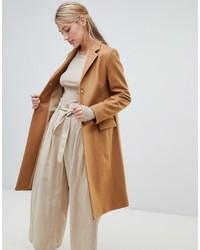 Helene Berman College Coat In Wool Blend