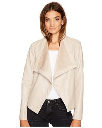 BB Dakota Gracelyn Drape Front Jacket Coat
