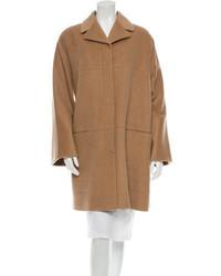 Hermes Herms Camel Hair Coat