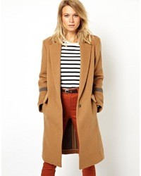 Asos Knee Length Over Coat