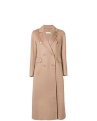 'S Max Mara Long Buttoned Coat